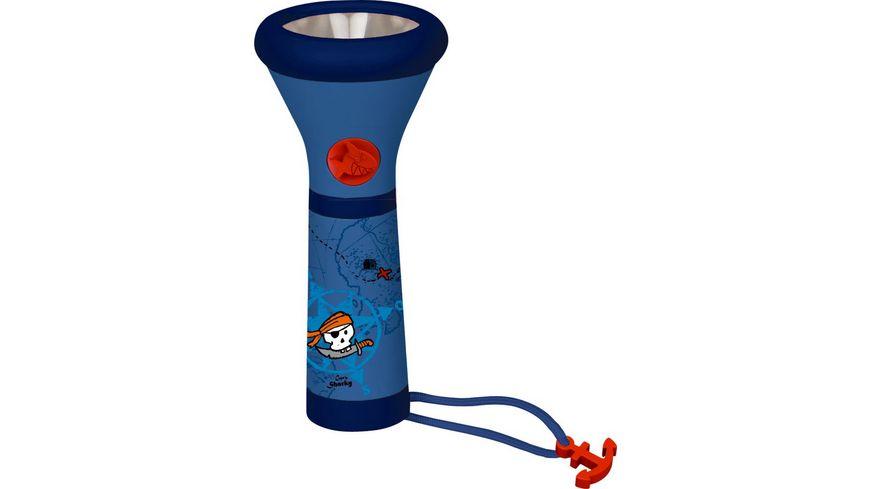 Die Spiegelburg - Capt'n Sharky - Taschenlampe
