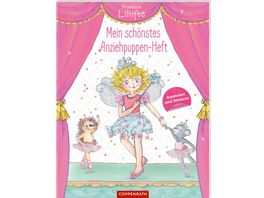 Die Spiegelburg Verlag Prinzessin Lillifee Mein schoenstes Anziehpuppen Heft