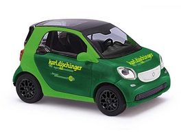 Busch Automodelle Smart Fortwo Coupe 2014 Spedition Dischinger 50718