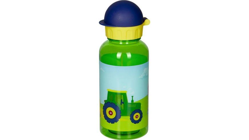 Die Spiegelburg - Wenn ich mal groß bin - Trinkflasche Traktor