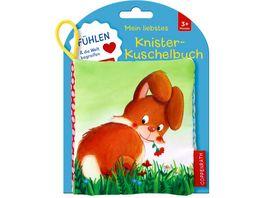 Coppenrath Verlag Mein liebstes Knister Kuschelbuch Bauernhoftiere
