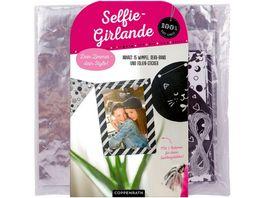 Die Spiegelburg 100 selbst gemacht Dein Zimmer dein Styl Selfie Girlande