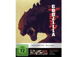 Godzilla Ultimate Collector s Edition 4K UHD Exklusiv
