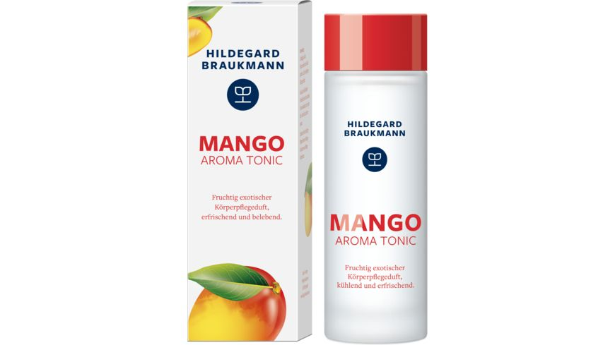 HILDEGARD BRAUKMANN MANGO Aroma Tonic