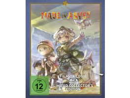 Made in Abyss Die Film Trilogie Limited Collector s Edition 2 BRs