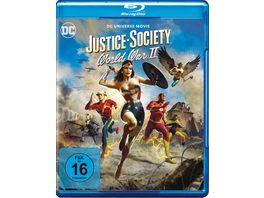 DCU Justice Society World War II