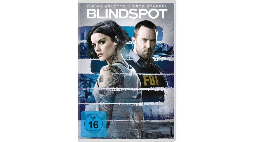 Blindspot: Staffel 4  [4 DVDs]