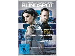 Blindspot Staffel 4 4 DVDs