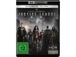 Zack Snyder s Justice League 2 4K Ultra HD 2 Blu ray 2D