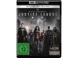 Zack Snyder s Justice League 4K Ultra HD