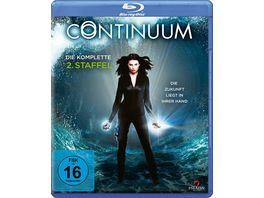 Continuum Die komplette 2 Staffel 2 BRs