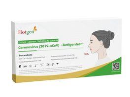 Hotgen Covid 19 Antigen Nasal Selbsttest