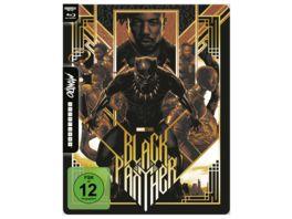 Black Panther 4K UHD Mondo Steelbook Edition