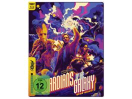 Guardians of the Galaxy 4K UHD Mondo Steelbook Edition
