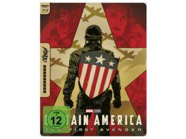 Captain America The First Avenger 4K UHD Mondo Steelbook Edition