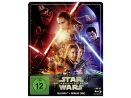 Star Wars Das Erwachen der Macht Steelbook Edition