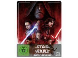 Star Wars Die letzten Jedi Steelbook Edition