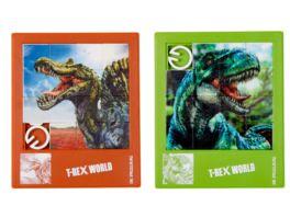 Die Spiegelburg Schiebepuzzle T Rex World