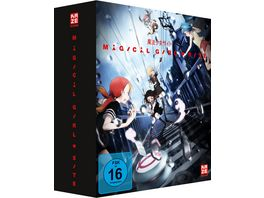 Magical Girl Site Vol 1 Sammelschuber Limited Edition