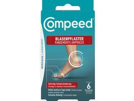 Compeed Blasenpflaster Mixpack 6 Stueck