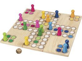 Goki Brettspiel Ludo 56914
