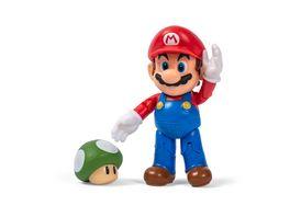 Super Mario Mario Figur Pilz 10 cm