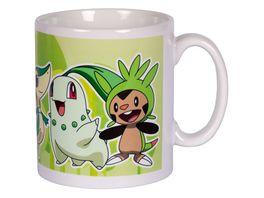 Tasse Pokemon Grass Partners