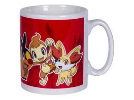 Tasse Pokemon Fire Partners