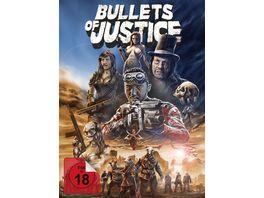Bullets of Justice uncut 2 Disc Limited Collector s Edition Mediabook Blu ray Bonus BD
