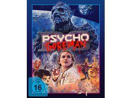 Psycho Goreman Mediabook Cover C DVD