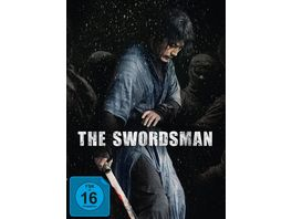 The Swordsman 2 Disc Limited Collector s Edition im Mediabook DVD