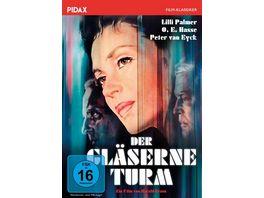 Der glaeserne Turm Aufwaendiges Filmdrama mit Starbesetzung Pidax Film Klassiker