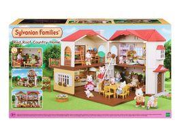 Sylvanian Families Stadthaus mit Licht L5302