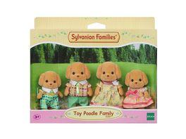 Sylvanian Families Toy Pudel Familie 5259