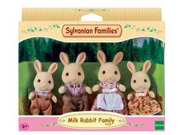 Sylvanian Families Milchhasen Familie L4108