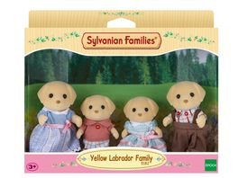Sylvanian Families Labrador Familie 5182