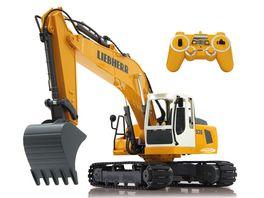 Jamara Bagger Liebherr R936 1 20 2 4GHz 405060