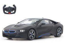Jamara BMW I8 1 14 schwarz 27MHz Tuer fernbedienbar 404570