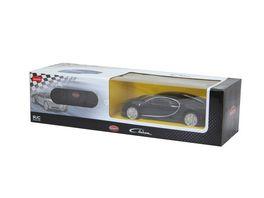 Jamara Bugatti Chiron 1 24 schwarz 27MHz 405136