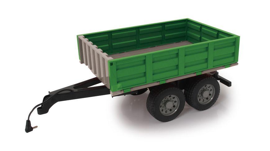 Jamara Kipper grün für RC-Traktor 1:16   412412