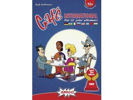 Amigo Cafe International 02620 Familienspiel