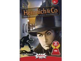 Amigo Heimlich Co 02600 Familienspiel