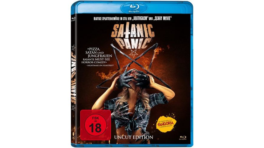 Satanic Panic - Uncut Edition