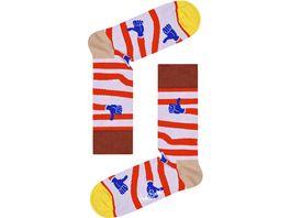 Happy Socks Unisex Socken Yaaay