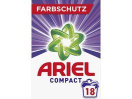Ariel Compactcolorwaschmittel 1 35KG 18WL