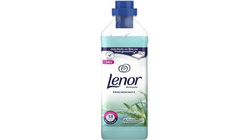 Lenor Weichspueler Konzentrat Frischeschutz Flasche 950ML - 38WL