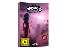 Miraculous New York United DVD