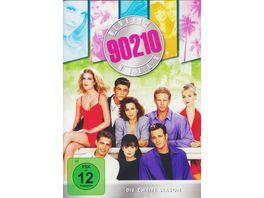 Beverly Hills 90210 Season 2 8 DVDs