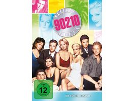 Beverly Hills 90210 Season 5 8 DVDs