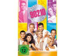 Beverly Hills 90210 Season 6 7 DVDs